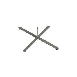 Base a X porta bandiera