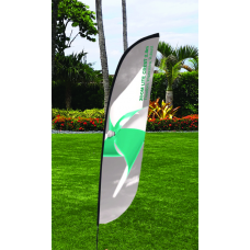 Bandiera Surf Plus 245 cm