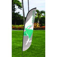 Bandiera Surf Plus 340 cm