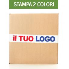 216 pz Nastro Adesivo personalizzato 2 colori