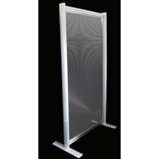 Barriere paretine divisorie para fiato in Plexiglas Covid 19